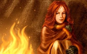 Ygritte_Fire