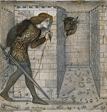 220px-Edward_Burne-Jones_-_Tile_Design_-_Theseus_and_the_Minotaur_in_the_Labyrinth_-_Google_Art_Project