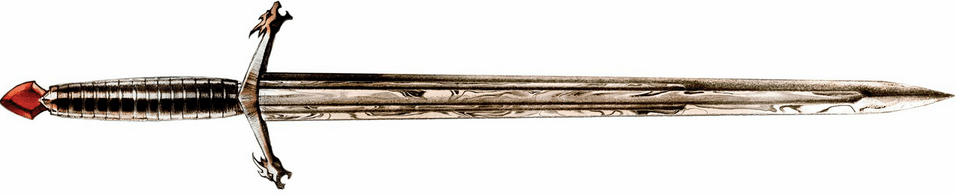Blackfyre sword