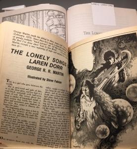 Lonely Songs Fattest Leech GRRM